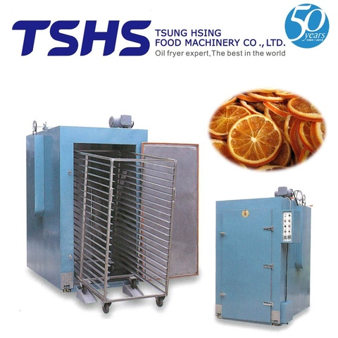 High Working Industrial Box Type Meat Dehydrating Machinery