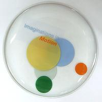 Plastic cup mat|Custom paperweights