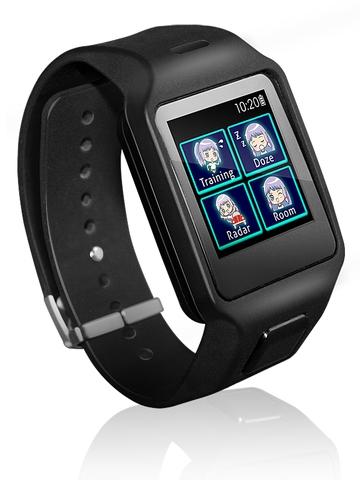 PS Heart-Rate Smartwatch
