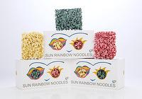 Sun Rainbow Noodles, Vegetarian Food, Noodles, Organic Foods