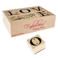 Fabulous Stamp Box