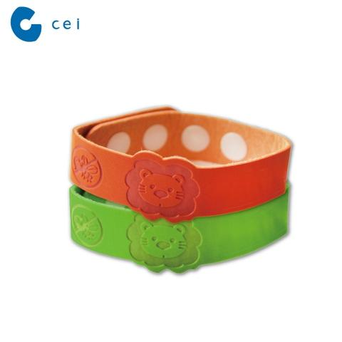 Eco Friendly Fashion Anti Mosquito Repellent Band, Bracelet