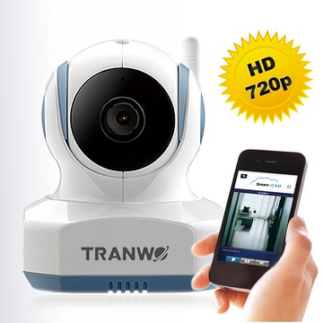 Wi-Fi IP Camera Tranwo