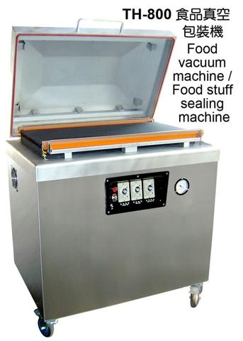 TH-800 Food vacuum food stuff sealing machine
