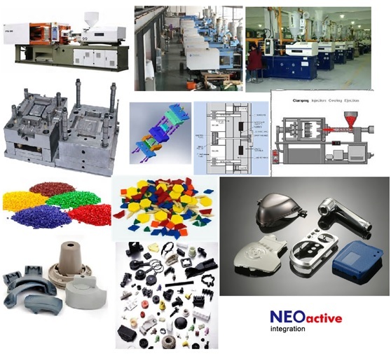 should sensormatic manufacture injection molded plastic parts