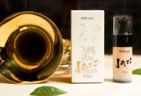 iLoVeggie Whitening CC Cream