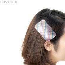 Pink Strip - Hair Bang Sticker