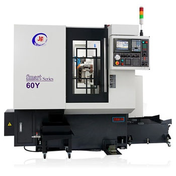 Economical Compact CNC Lathe-SMART-42/52/60Y