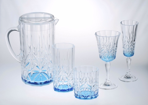 Drinkingware - Imperial Design With One Color Spray