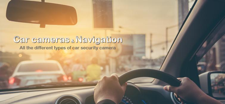 Car Cameras and Navigation