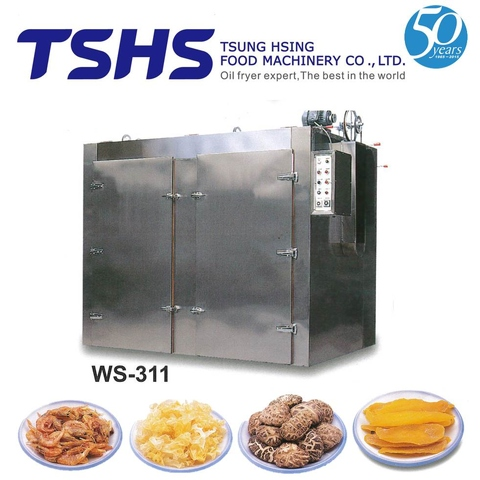 New Products 2016 Cabinet Type Automatic Fruit And Vegetable Drying Plant