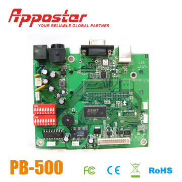 Appostar Printer Control Board PB500 Front View