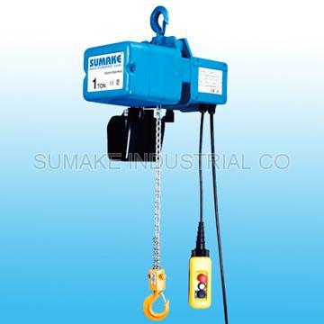 HEAVY DUTY ELECTRIC HOISTS