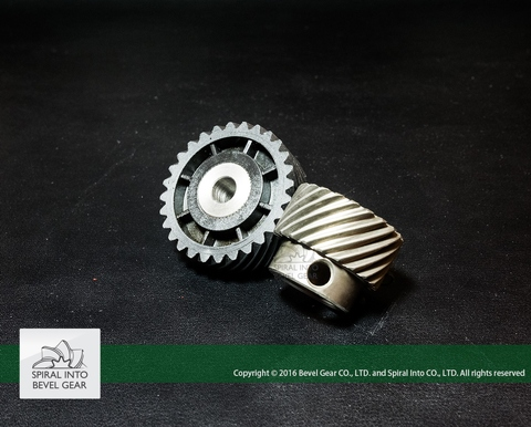 Spur Gear for Machinery