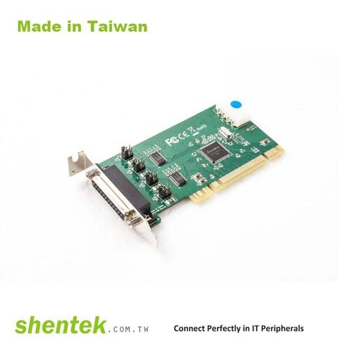 Power I/o PCI Card