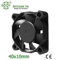 Mini plastic axial fan impeller blades