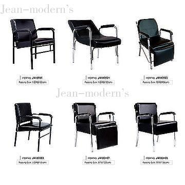 Hair Salon Reclining Shampoo Chairs_jean-modern's