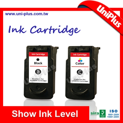 Taiwan Compatible and refill ink cartridge for canon pixma