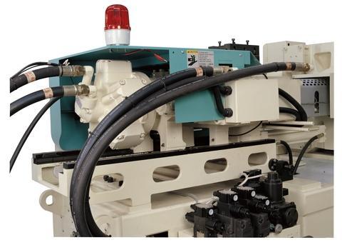 Taiwan EEi-Energy Saving Series Plastic Injection Molding Machine