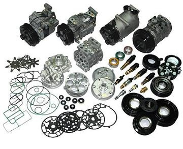 Taiwan Auto AC Compressors & parts , air conditioning compressors