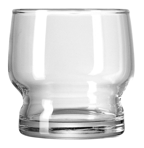 165mL duplex glass tumbler