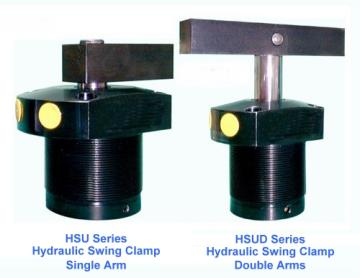 Swing clamp