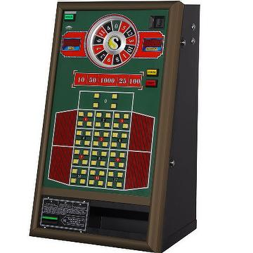 Taiwan coin-op machine, roulette, countertop, coin op,coin acceptor