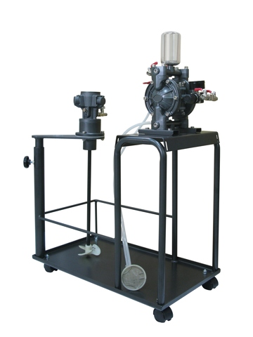 DP-7 Diaphragm Pumps