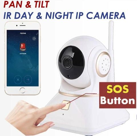 Two Way Audio Camera (SD Card Camera)