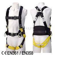 Fall Protection Equipment: Full Body Safety Harness