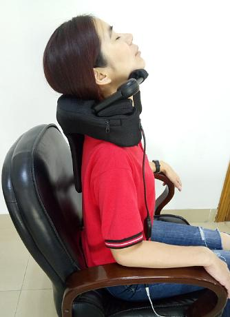 Air Pressure Neck and Shoulder Massager for Phubbers