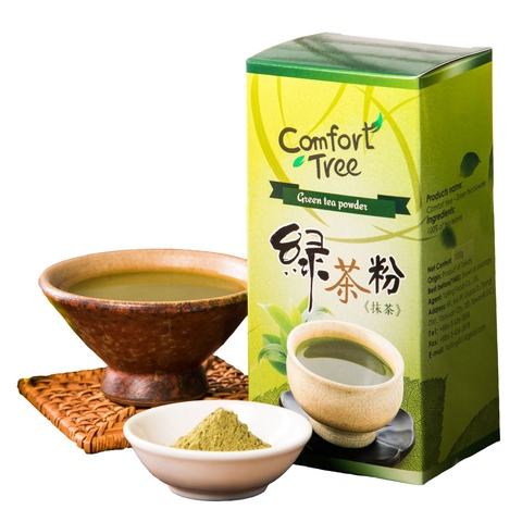 Pure Natural Green Tea Powder