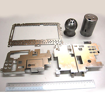 Internal Components Of PAD-LED Lamp Shell-Shielding