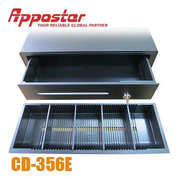 Cash Drawer CD356E Open