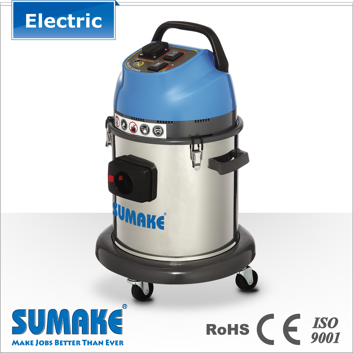 Taiwan 18L VACUUM CLEANER (FOR AIR & ELECTRIC TOOLS