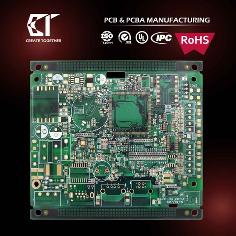 Taiwan Taiwan One stop consumer electronics for pcb pcba