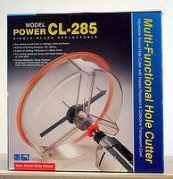 CL-285 HOLE CUTTER