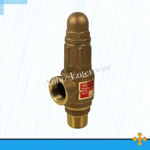 Taiwan Bronze Safety Air, Steam, or Water Pressure Relief Valve
