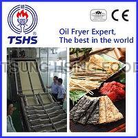 Stainless Steel Large Type Industrie Integral FishSnack Machinery Equipment