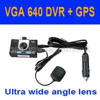 VGA640x480 GPS With Video Action Digital Video Camera - for Sports, Car and Bike Event record, Personal Security, Illumination, any outdoor activity
