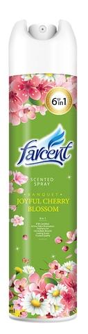 Air Freshener Aerosol Spray-Cherry Blossom
