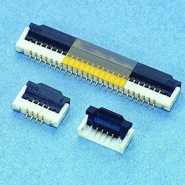 1 00mm Pitch FFC / FPC Connector SMT Connector (F1015 Series