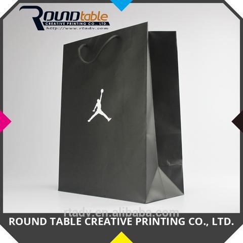 Taiwan Paper Bag Newest Design Custom Design Paper Bags For