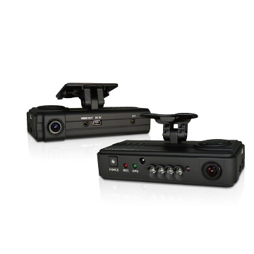 Vehicle Video Recorder 2CH  All in One