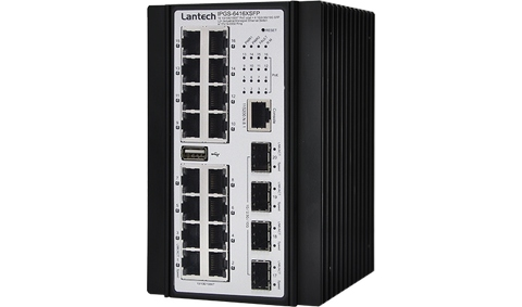 Industrial 10G Ethernet Switch