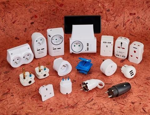 Plug & Socket & Multi-outlet & Adaptor & Connector