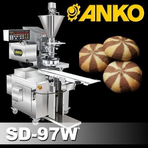 ماكينة البسكويت ANKO مع التغليف الآلي