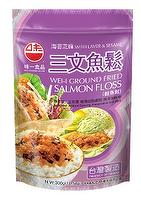 Ground Fried Salmon Floss(with Laver&Sesame)/300g pack