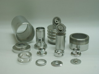 Alum Machining Parts