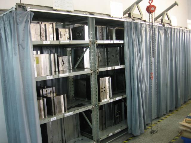 Molding Tooling Storage